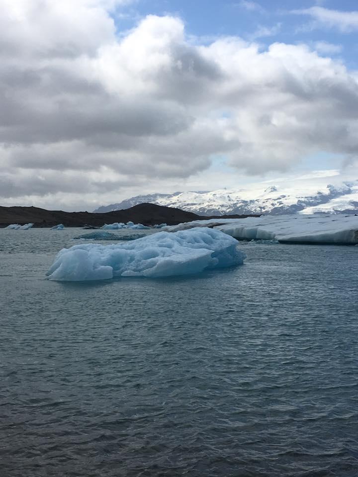 Glacial lake -1