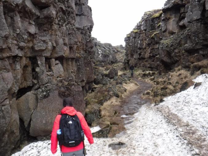 tectonic rift